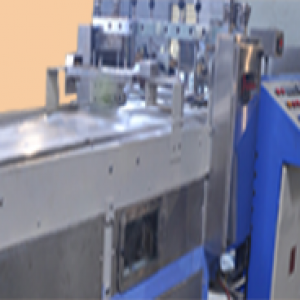 DOUBLE PRESSING FULLY AUTOMATIC CHAPATI MACHINE