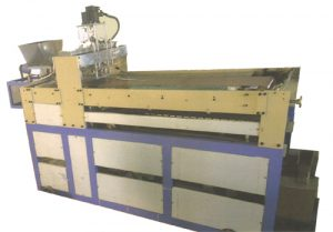 DOUBLE PRESSING FULLY AUTOMATIC CHAPATTI MACHINE