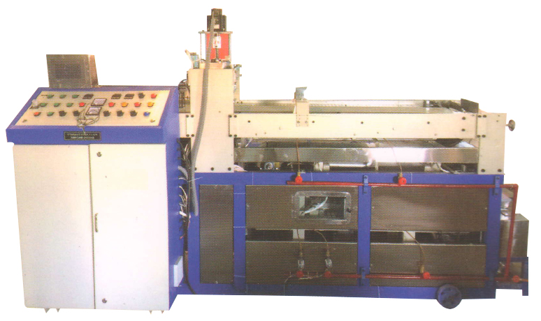 FOUR GOLA PRESSING FULLY AUTOMATIC CHAPPATI MACHINE